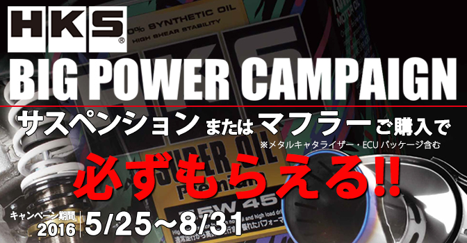 BIG POWER CAMPAIGN